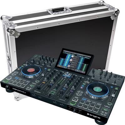 Image of Denon DJ Prime 4 & Flight Case Package