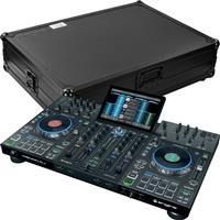 Image of Denon DJ Prime 4 & Odyssey Flight Case