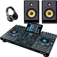 Image of Denon DJ Prime 4 & RP7 G4 Bundle