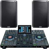 Image of Denon DJ Prime 4 & TS312 Bundle
