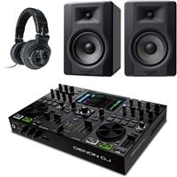 Image of Denon DJ Prime Go & BX5 D3 Bundle