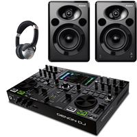 Image of Denon DJ Prime Go & Elevate 5 MkII Bundle