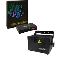 Image of Laserworld PRO 1600RGB & Showeditor