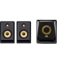 Image of KRK Rokit RP5 G4 & 8S2 Package