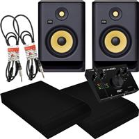 Image of KRK RP7 G4 & AIR 192|4 Package