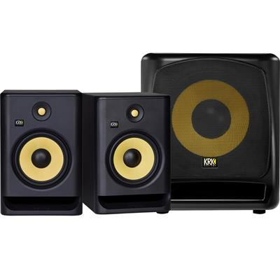 Image of KRK Rokit RP8 G4 & 12S2 Package
