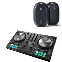Image of NI Traktor Kontrol S2 & JBL 104 Package