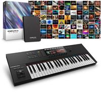 Image of Native Instruments Kontrol S49 mk2 & Komplete 13 Ultimate