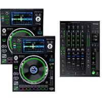 Image of Denon SC5000 & X1800 Pack B-Stock