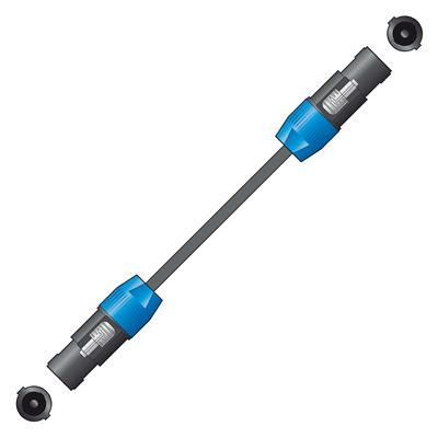 Image of Chord 12m SPK to SPK Speaker Lead