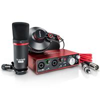Image of Focusrite Scarlett 2i2 Studio (2nd Gen)
