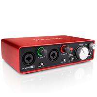 Image of Focusrite Scarlett 2i2 (2nd Gen)