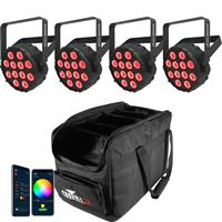 Image of Chauvet SlimPAR T12 BT Package