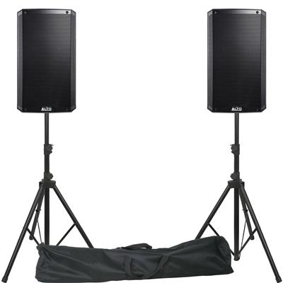 Image of Alto Professional TS312 Pair & Stands
