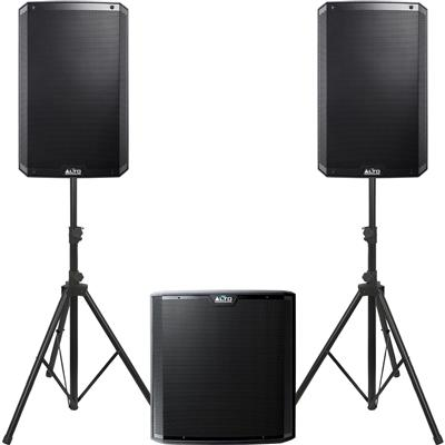 Image of Alto Professional TS315 & 1 x TS315S Package