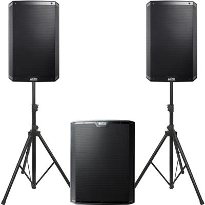 Image of Alto Professional TS315 & 1 x TS318S Package