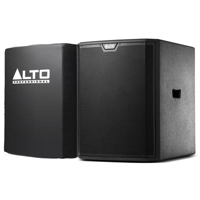 Image of Alto Professional TS318S with Cover