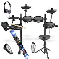 Image of Alesis Turbo Mesh Kit & Rockstix 2HD Bundle