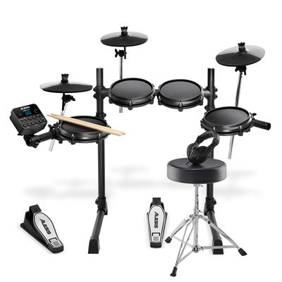 Image of Alesis Turbo Mesh Kit & Drum Essentials