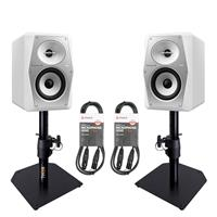 Image of Pioneer DJ VM50W & Desktop Stand Package