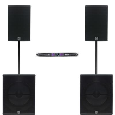 Image of Martin Audio Blackline X10 & X115 Package
