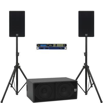 Image of Martin Audio Blackline X8 & X210 Package
