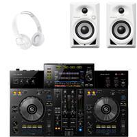 Image of Pioneer DJ XDJRR & DM40W White Bundle
