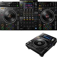 Image of Pioneer DJ XDJXZ & XDJ1000 mk2 Bundle 1