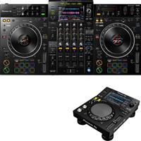 Image of Pioneer DJ XDJXZ & XDJ700 Bundle 1