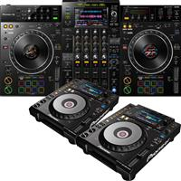 Image of Pioneer DJ XDJXZ & CDJ900 Nexus Bundle 2