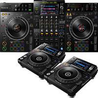 Image of Pioneer DJ XDJXZ & XDJ1000 mk2 Bundle 2