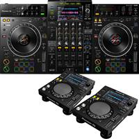 Image of Pioneer DJ XDJXZ & XDJ700 Bundle 2