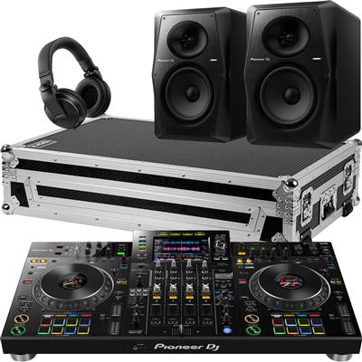 Image of Pioneer DJ XDJXZ & VM70 Case Bundle 1
