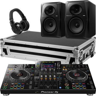 Image of Pioneer DJ XDJXZ & VM70 Case Bundle 2