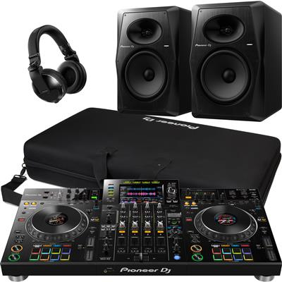 Image of Pioneer DJ XDJXZ & VM80 DJC Bundle
