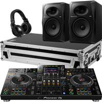 Image of Pioneer DJ XDJXZ & VM80 Case Bundle