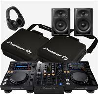 Image of Pioneer DJ XDJ700 & DJM450 DM40 Bag Bundle