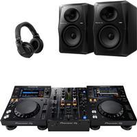 Image of Pioneer DJ XDJ700 & DJM450 VM50 Bundle