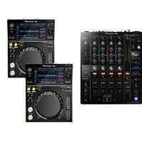 Image of Pioneer DJ XDJ700 & DJM750 Mk2 Pack