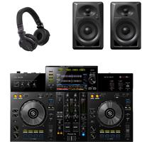 Image of Pioneer DJ XDJRR & DM40 CUE1 Bundle
