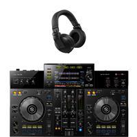 Image of Pioneer DJ XDJRR & HDJ-X5BT-K