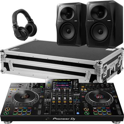 Image of Pioneer DJ XDJXZ & VM50 Case Bundle 1