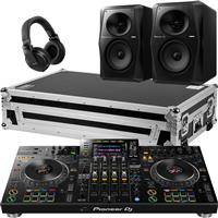 Image of Pioneer DJ XDJXZ & VM50 Case Bundle 1