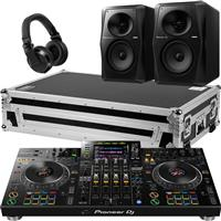 Thumbnail image of Pioneer DJ XDJXZ & VM50 Case Bundle 2