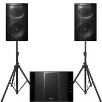 Image of Pioneer XPRS 12 & 1 x XPRS 215S Package